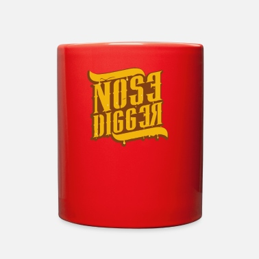 Nose Nose Digger - Full Color Mug