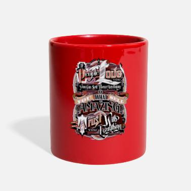 People love you you can sell them anything - Full Color Mug