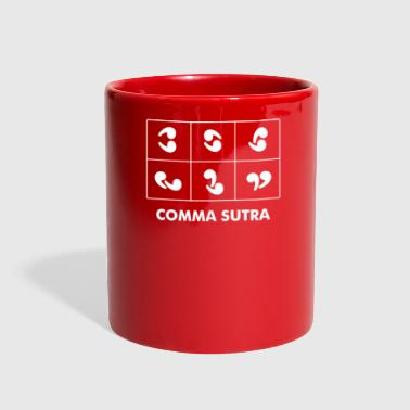 Comma Sutra - Full Color Mug