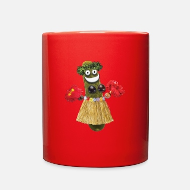 Hula Hula Pickle - Full Color Mug