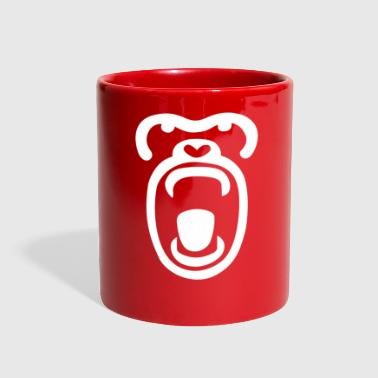 Gorilla Face - Full Color Mug