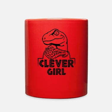 Clever Clever Girl - Full Color Mug