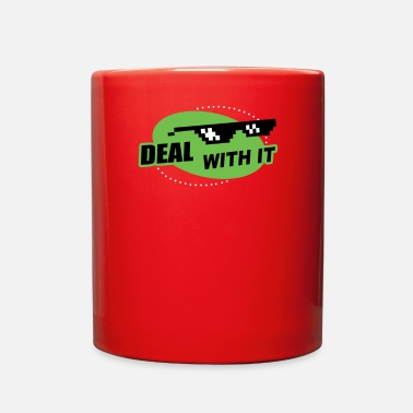 Deal Deal With It - Full Color Mug