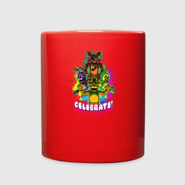 Celebrate - Full Color Mug