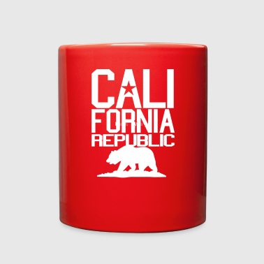 California Republic funny tshirt - Full Color Mug