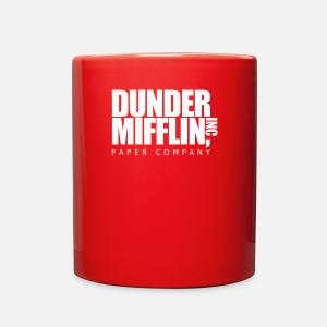 aa2771875 Dunder Mifflin Paper Company funny tshirt by Asep Rusmana   Spreadshirt