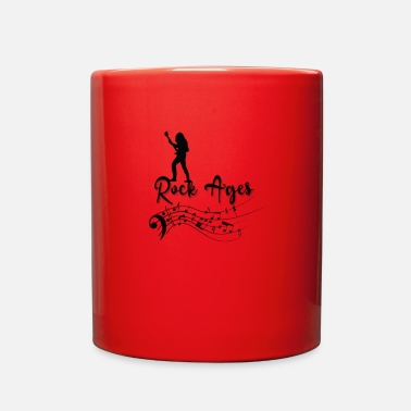 Age Rock Ages - Full Color Mug
