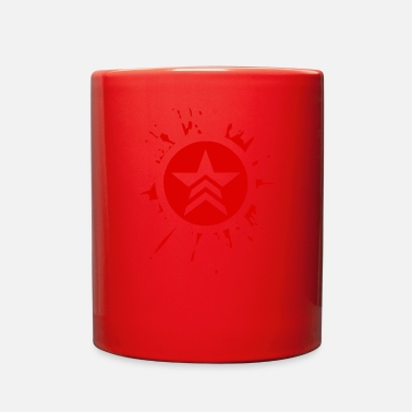 Mass Effect Mass Effect Renegade Splat - Full Color Mug