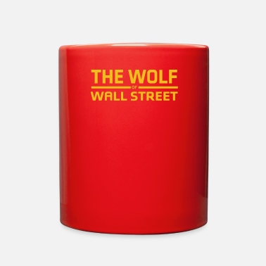Scorsese THE WOLF OF WALL STREET SCORSESE DICAPRIO STOCKS - Full Color Mug