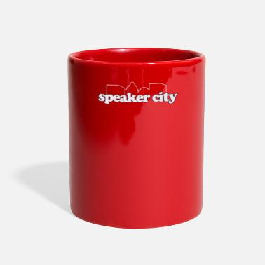 Speaker Speaker City - Full Color Mug