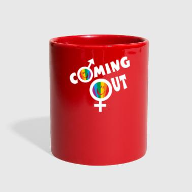 Coming Out - Full Color Mug