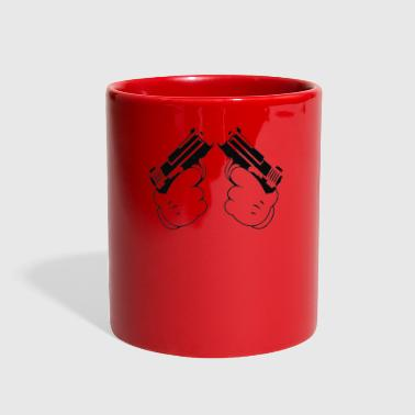 Mickey Gun - Full Color Mug