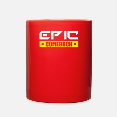 Comeback Epic Comeback - Full Color Mug
