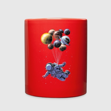 Space Travel Space Travel - Full Color Mug