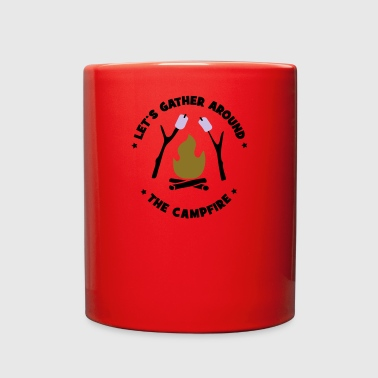Campfire campfire - Full Color Mug