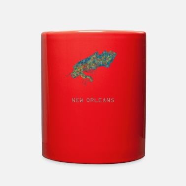 New-orleans new orleans water - Full Color Mug