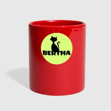 Name Day Bertha name first name - Full Color Mug