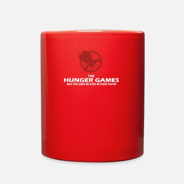 Hunger Hunger gamer - Full Color Mug