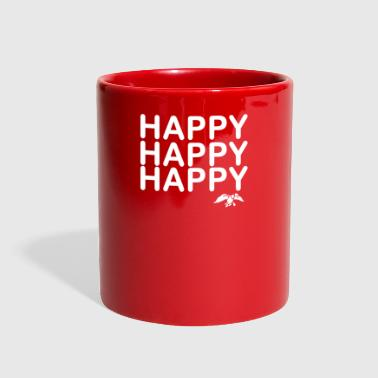 Happy happy happy - Full Color Mug