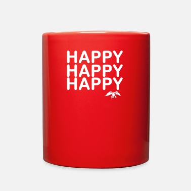 Happiness Happy happy happy - Full Color Mug