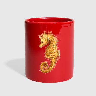 Common seahorse Hippocampus hippocampus - Full Color Mug