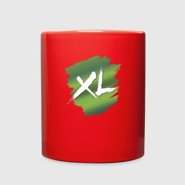 Large Extra Large - Full Color Mug