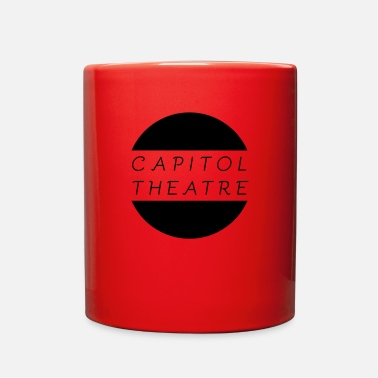 Theatre CAPITOL THEATRE (v) - Full Color Mug