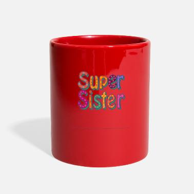 Super super sister - Full Color Mug