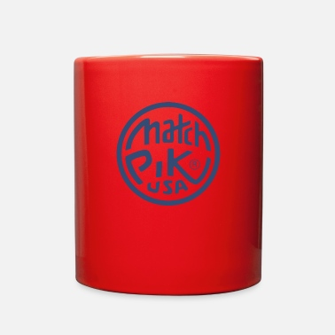 Pik Match Pik USA - Full Color Mug