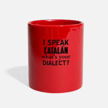 Dialect catalan dialect - Full Color Mug