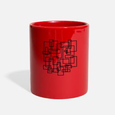 Rectangle rectangled - Full Color Mug