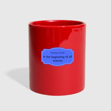 WISDOM - Full Color Mug
