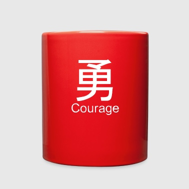 Chinese Symbols Beautiful Chinese Symbol 17 - Full Color Mug