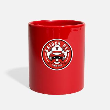 Raider raider red - Full Color Mug