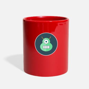 Monster Monster - Full Color Mug