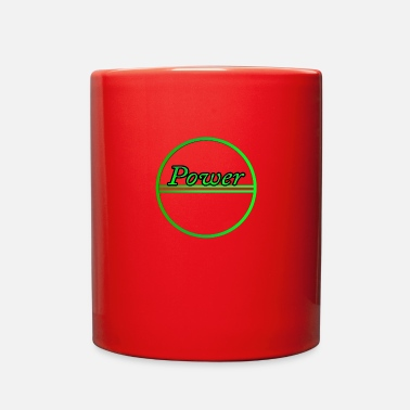 Power Power - Full Color Mug
