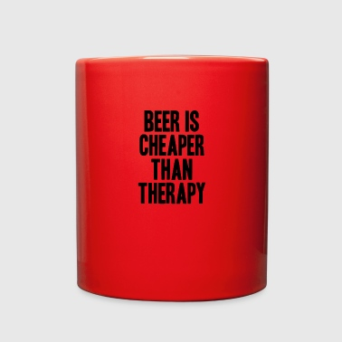 Therapy therapy - Full Color Mug