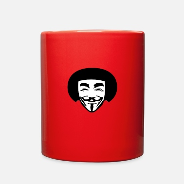 Anonymous anonymous - Full Color Mug