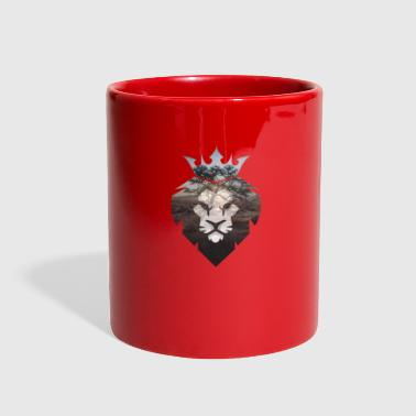 African Lion - Full Color Mug