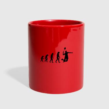 Badminton Evolution - Full Color Mug