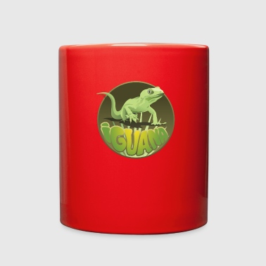 Iguana - Full Color Mug