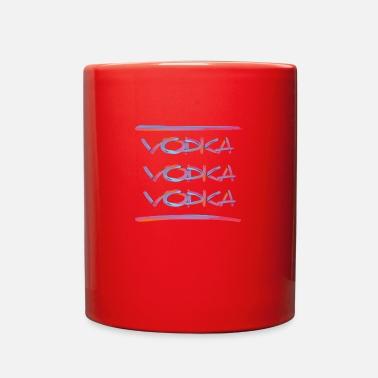 Vodka VODKA VODKA VODKA 1 - Full Color Mug