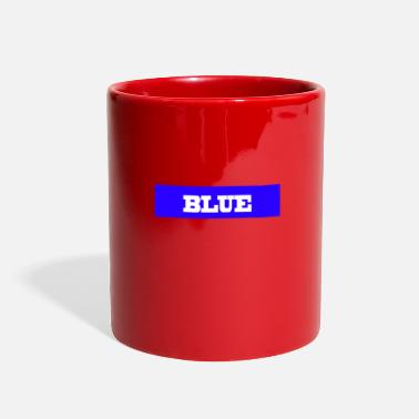 BLUE - Full Color Mug
