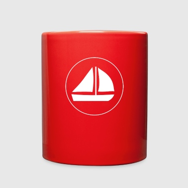 Sail Boat - Full Color Mug
