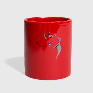 female - Full Color Mug
