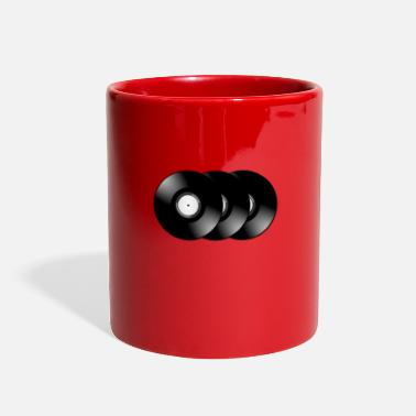 Vinyl Vinyl - Full Color Mug