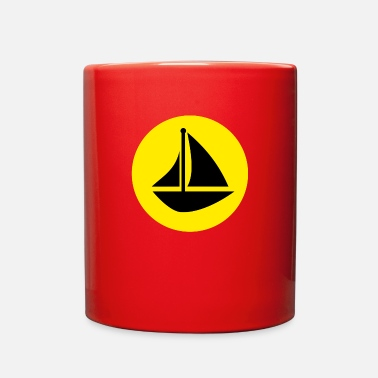 Boat Boat - Full Color Mug