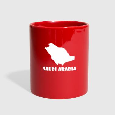 Saudi Arabia - Full Color Mug