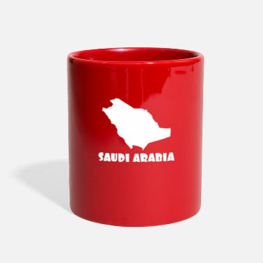 Arabia Saudi Arabia - Full Color Mug