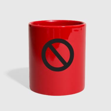 Disable symbol - Full Color Mug